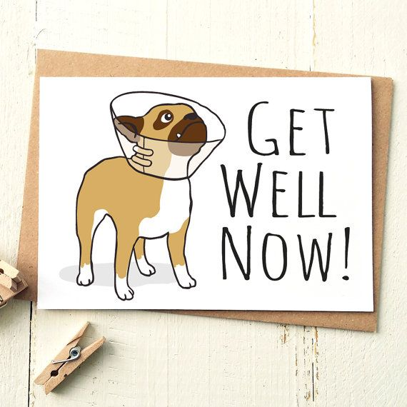 Get Well Now Greeting Card
