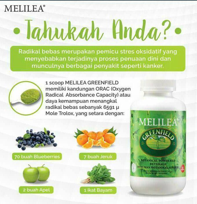 PENYEMBUHAN ALAMI: Melilea Greenfield Organic