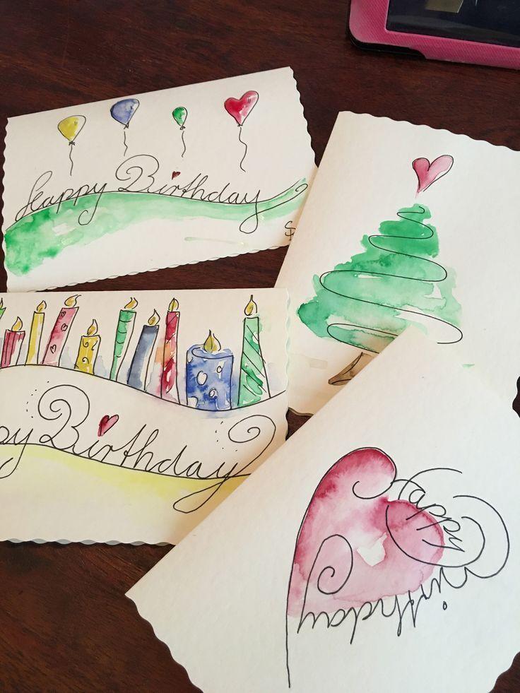 Bildergebnis Fur Karten Selber Gestalten Cards Handmade Design Your Own Card Birthday Cards Diy
