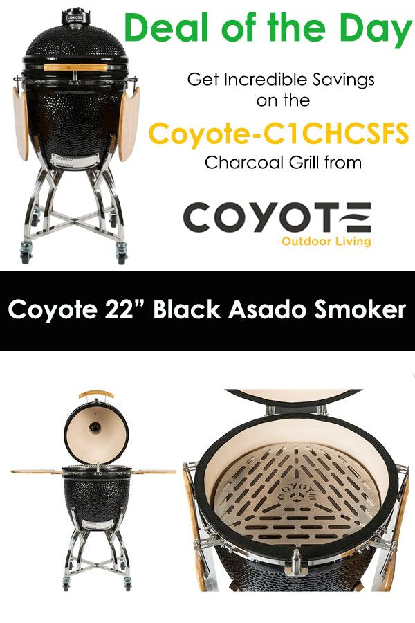 C1chcs Fs By Coyote Charcoal Outdoor Grills Goedekers Com Grilling Charcoal Grill Outdoor Grills