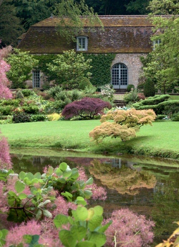 Les 25 meilleures id es concernant style de jardin japonais sur pinterest jardins japonais for Decoration jardin japonais
