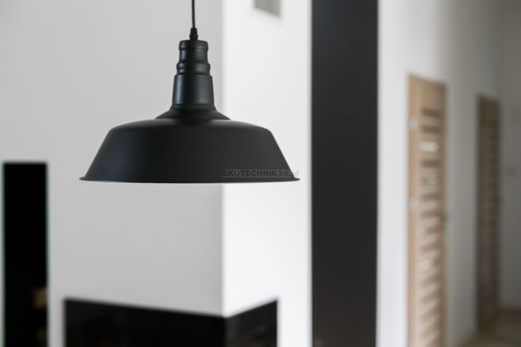 Lampa Loft black - Lampy wiszące