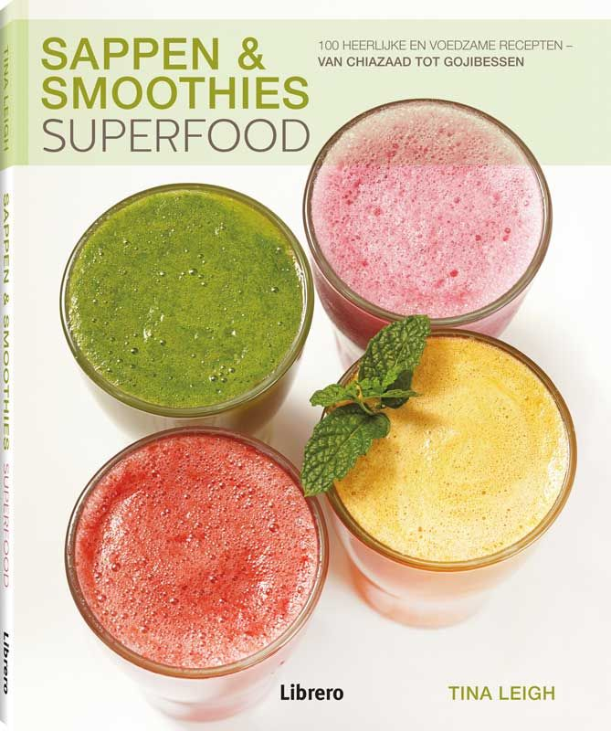 Sappen & smoothies - superfood