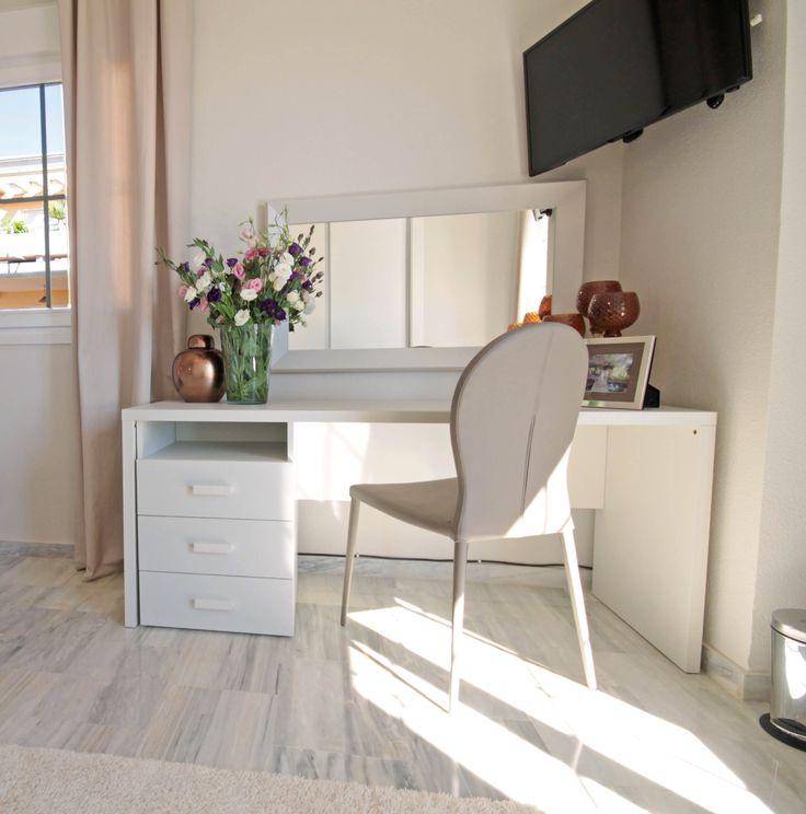 Interior Design, Bedroom Dresser