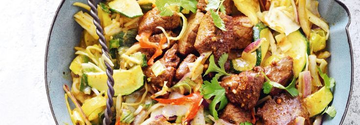 http://www.ah.nl/allerhande/recept/R-R1187084/groentecurry-met-rijst-en-biefstuk