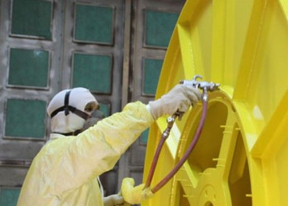 Anti Rust Paint Houston│Corrosion Protection, Cor-Pro Systems