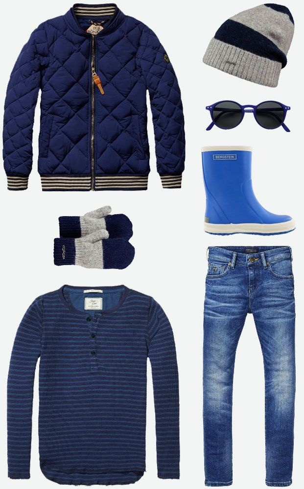 Denim blue boys | Scotch Shrunk, Barts, SeeConcept, Bergstein | www.eb-vloed.nl