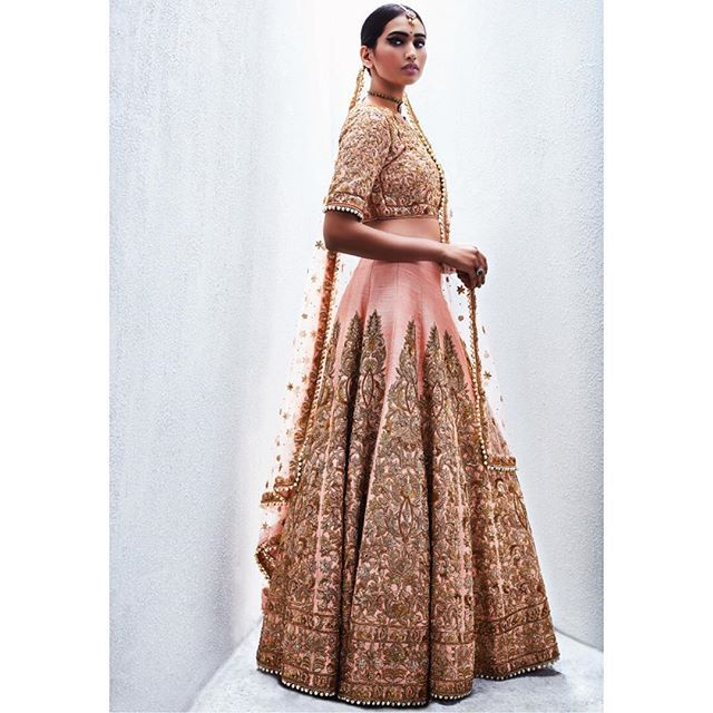@sue.mue newest bridal collection #delhibride #indianbridalwear