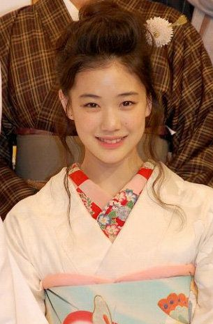 No Kimono, No Life! • kikikimono: Aoi Yu in kimono (part 1) …I need...
