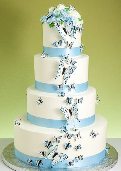 floating wedding cake 87 best images about s pale blue wedding on 14320