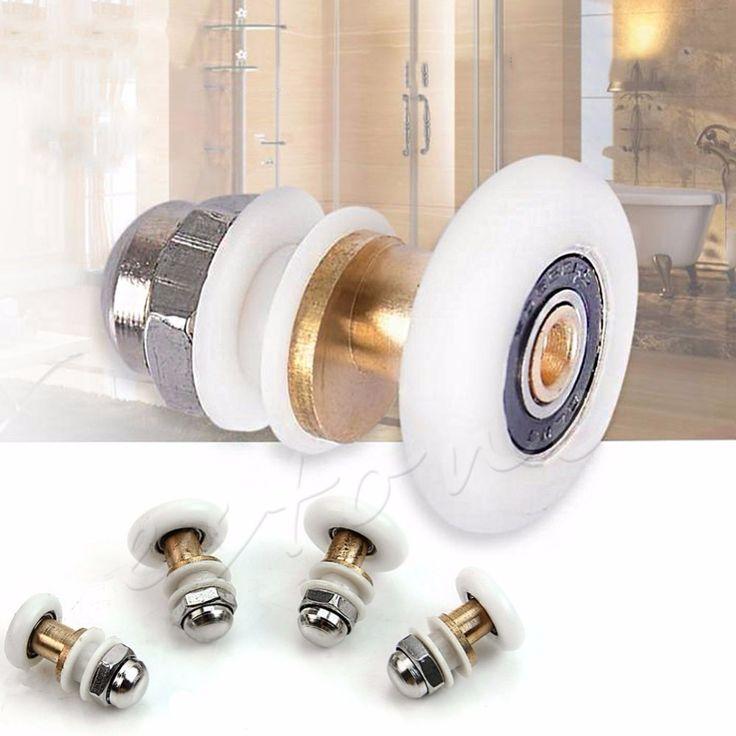 Nylon Rollers For Shower Doors