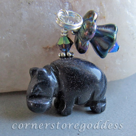 Love the cute Hippo!