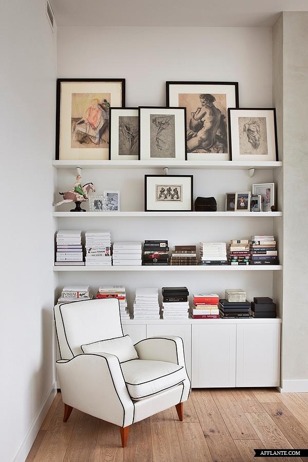 Contemporary Apartment of Decorator Ksenia Nikitina   Afflante.com