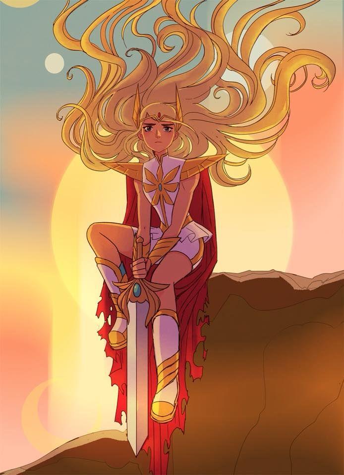 She Ra And The News On She Ra Princess Of Power She Ra