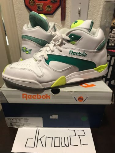 Details about Reebok Court Victory Pump Sz 10.5 Michael Chang Tennis New  Rare in 2018  5ea2750cf