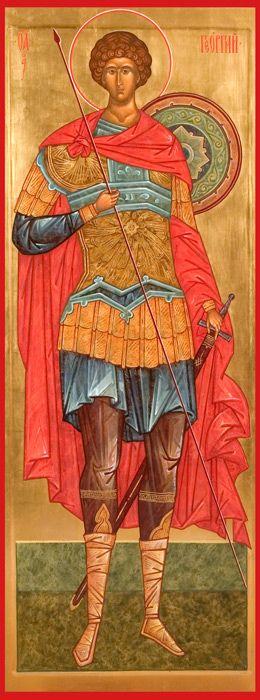 St. George | by ШКОЛА ПРОСОПОН / PROSOPON SCHOOL