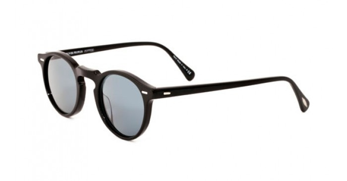 GREGORY PECK SUN: Style Inspiration, Acetate Style
