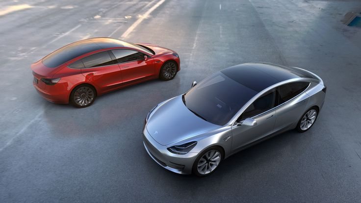 Meet Tesla's Model 3, Its Long-Awaited Car for the Masses | Credit: Tesla | From Wired.com