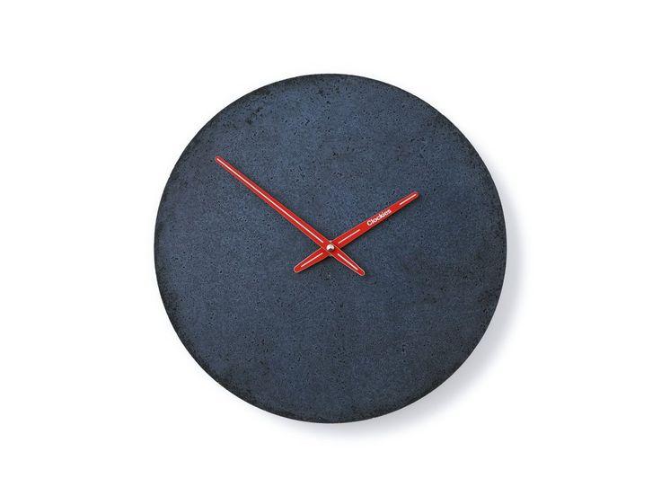 Design concrete clocks - Clockies 1705