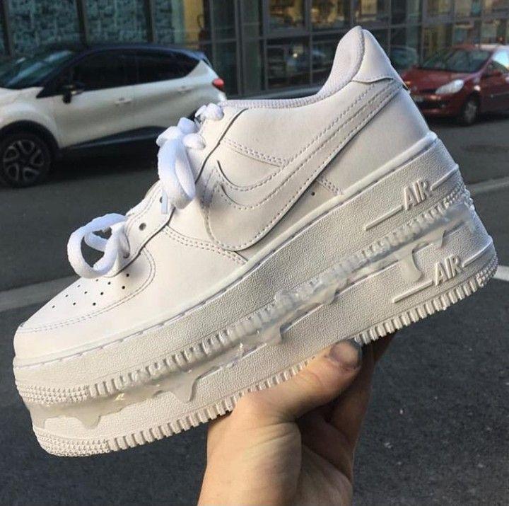 Custom Green Nike Prestos   Sneakers fashion, Adidas shoes
