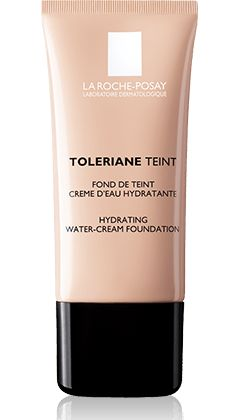 All about Toleriane Teint Hydrating water-cream foundation, a product in the Toleriane Teint range by La Roche-Posay recommended for Foundation  and sensitive skin. Free expert advice