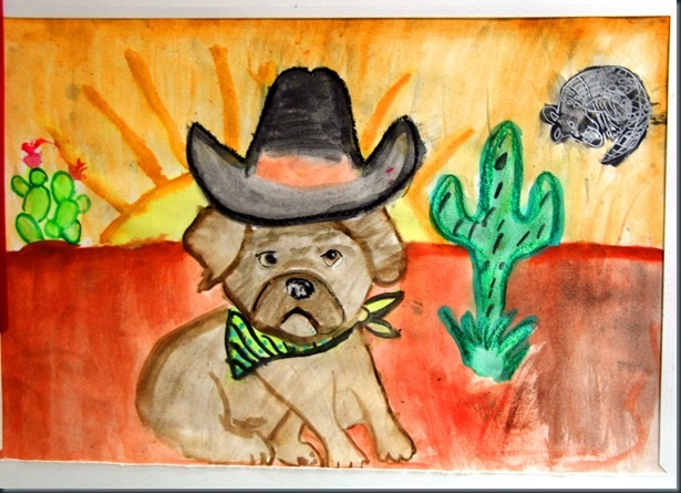 How's this for an Arizona pup?Rodeo24