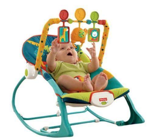 Wonderful Fisher Price Infant Toddler Rocker Sleeper Baby Bouncer Seat Swing Portable  NEW   Http: