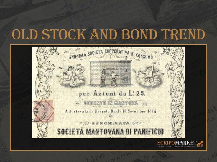 ANONIMA SOCIETA' COOPERATIVA DI CONSUMO DENOM. SOC. MANTOVANA DI PANIFICIO 1874 di Alberto PUPPO - #scripomarket #scripofilia #scripophily #finanza #finance #collezionismo #collectibles #arte #art #scripoart #scripoarte #borsa #stock #azioni #bonds #obbligazioni
