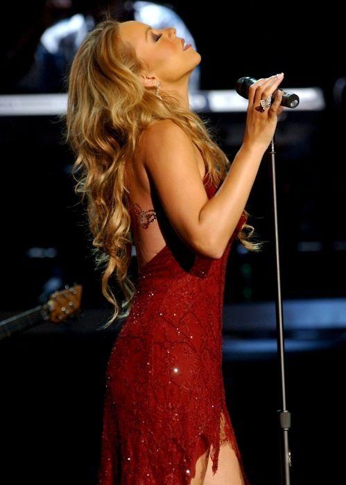 Mariah Carey: always will be my #1