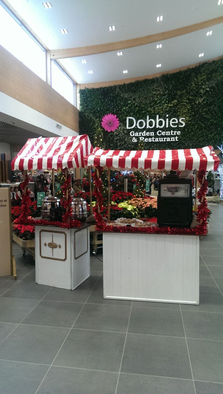 Start of our Tesco contract, handing out mulled wine, minced pies and hot roast chestnuts throughout the country. This on at Kings Lynn's new combined Tesco Extra and Dobbies Garden World. www.candyflosscrazy.com