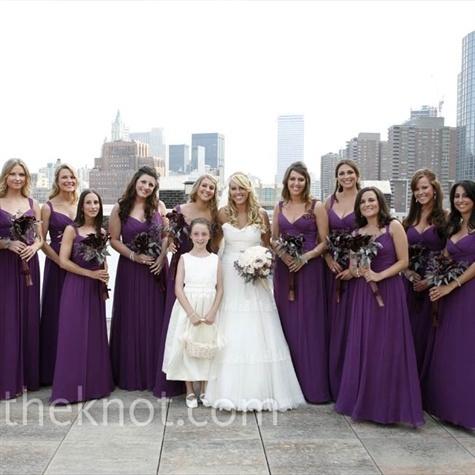 brides maids dresses: Long Dresses, Purple Bridesmaid Dresses, Bride Maids Dresses Purple, Bridesmaid Colors, Eggplants Bridesmaid Dresses, Bridesmaid Dresses Colors, Long Bridesmaid Dresses, The Dresses, Bride Dresses