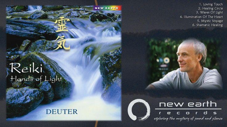 #90SecondSampler: Deuter – Reiki Hands of Light #meditationmusic @newearthrecords #STMusic