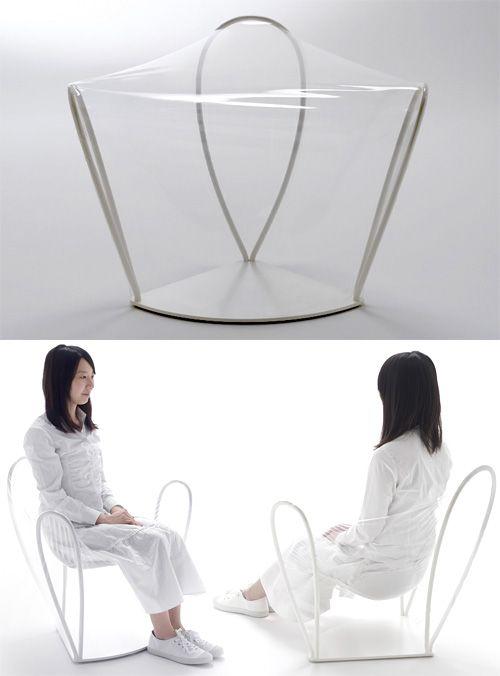 La silla invisible… más o menos
