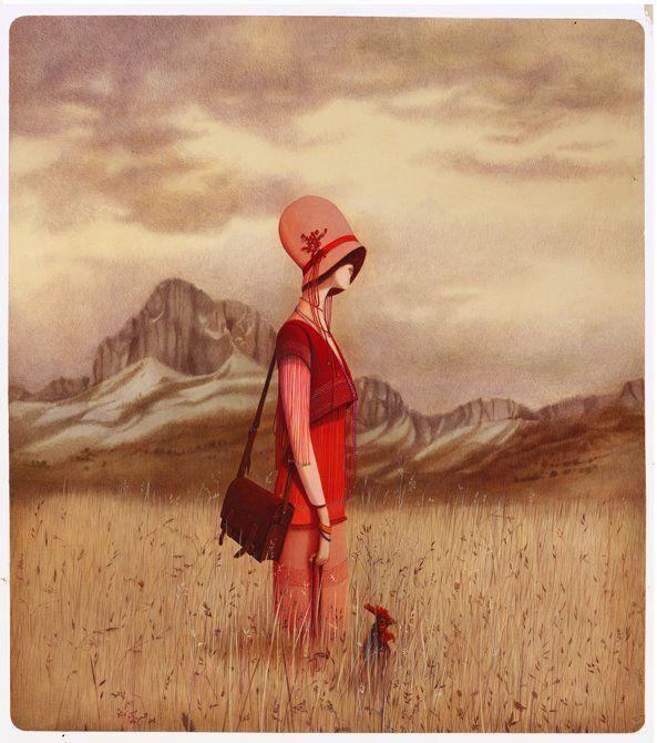 by Rebecca Dautremer