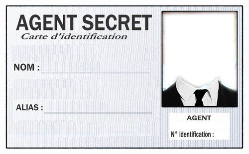 """Anniversaire """"Agent Secret"""" - Top Secret ! - Femmes Débordées"""