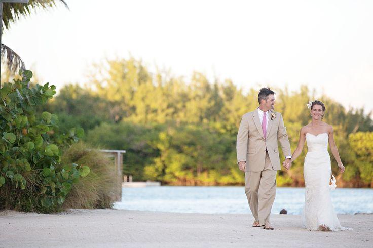 A Beach Wedding at the Postcard Inn Beach Resort and Marina in Islamorada, Florida
