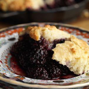 Blackberry Farm's Blackberry CobblerDesserts Recipe, Blackberries Cobbler, Sweets, Farms Cookbooks, Food, Cobbler Recipe, Yummy, Blackberries Farms, Farms Blackberries