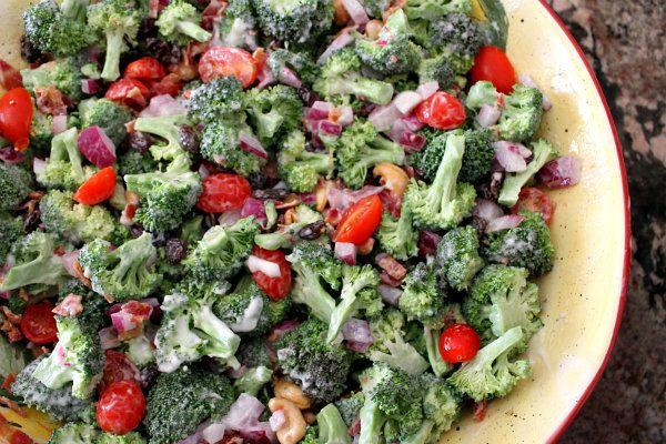 Recipe Girl - Broccoli Salad