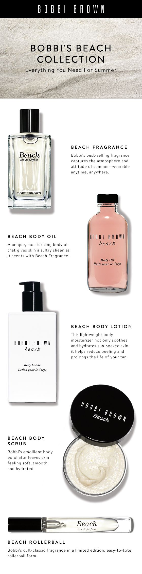 Everything You Need for Summer/ beach vacations beauty edition Bobbi brown