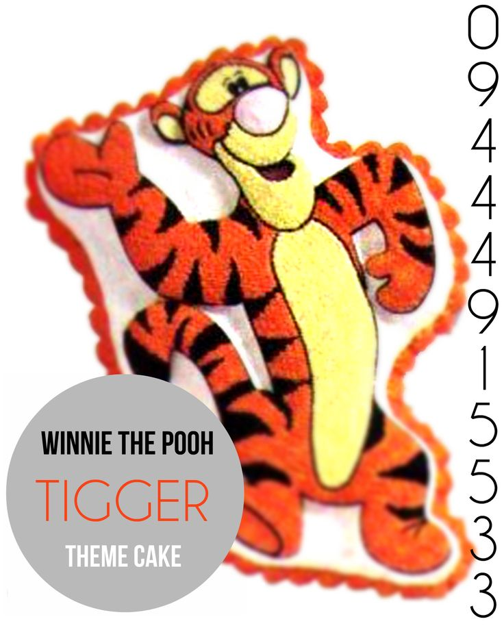 Adorable Winnie the Pooh ‪#‎tigger‬ ‪#‎themed‬ cake for special ‪#‎birthday‬ celebration from ‪#‎cakepark‬, do order online by clicking :http://www.cakepark.net/tiger-cp24.html / also reach us at for more information: 09444915533