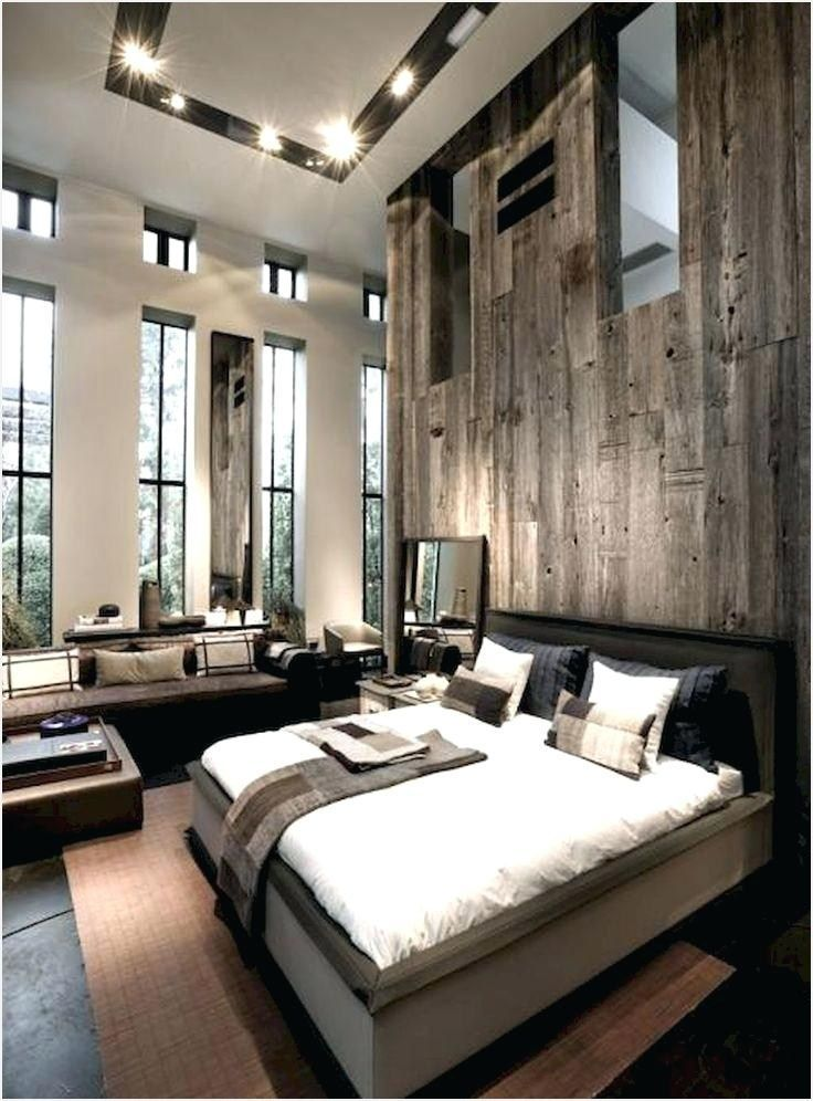 35 Modern Rustic Master Bedroom Design Ideas You Must Try Bedroom