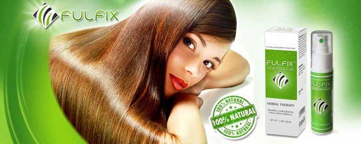 FulFix® - Prodotto per la crescita dei capelli contenente Biotina. Liberati della caduta dei capelli