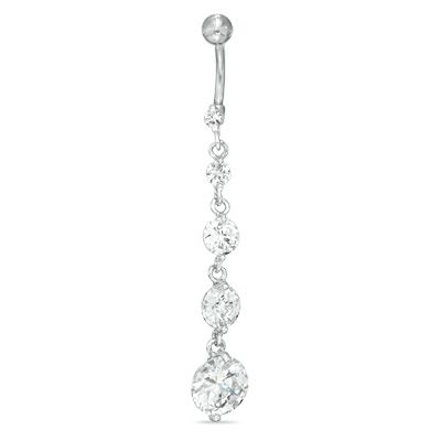 Cute belly rings from Piercing Pagoda