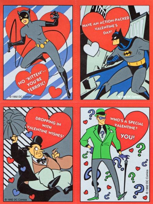 69 best Valentines Day images – Batman Valentines Day Card
