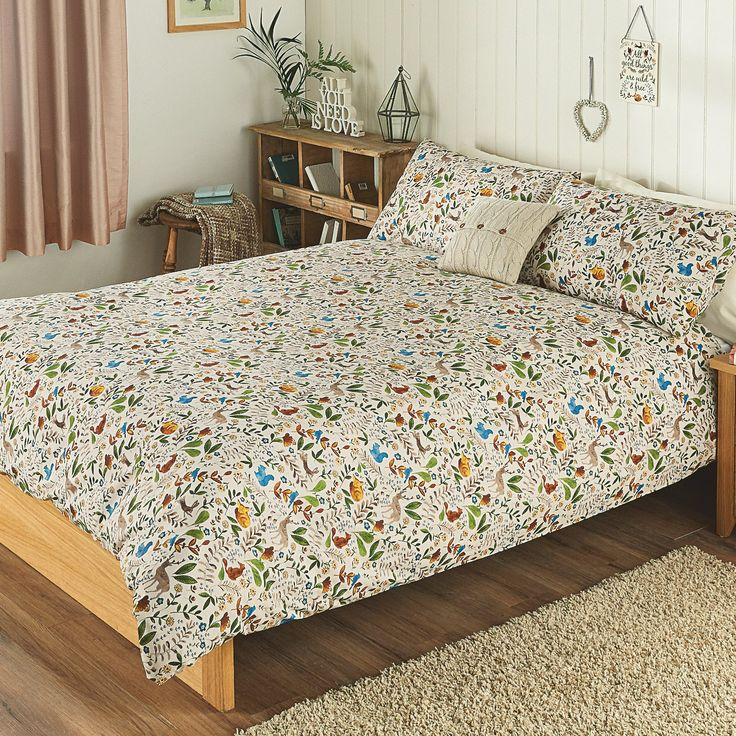 Buy George Home Woodland Animals Duvet Set From Our Bedding Range Today From Asda Direct
