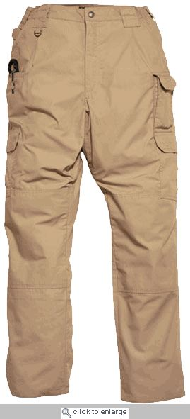 5.11 Tactical TacLite Pro Pants is the best choice for hot weather pant wear.