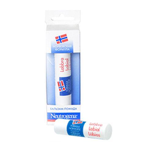 Бальзам-помада мгновенно восстанавливает и защищает сухие потрескавшиеся губы, заживляя даже кровоточащие трещинки за 5 дней! Бальзам-помада для губ Neutrogen НОРВЕЖСКАЯ ФОРМУЛА содержит оптимальную концентрацию восков и смягчающих масел, которые делают Ваши губы мягкими и нежными. Благодаря содержанию фактора защиты от солнца (ФЗС) 4, бальзам-помада поможет всем, кто оказался под одновременным воздействием холода, ветра и солнечных лучей. Недаром продукт получил высокую оценку альпини...