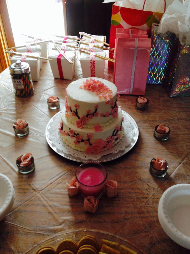 10 best Japanese Sakura (cherry blossom) themed birthday party - fresh birthday party invitation in japanese