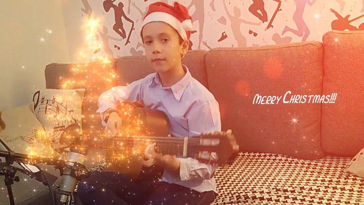 Tudor Cioata - We wish you a Merry Christmas (fingerstyle)