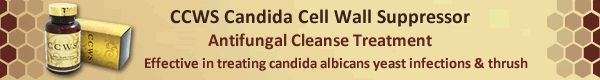 candida cell wall supptessor